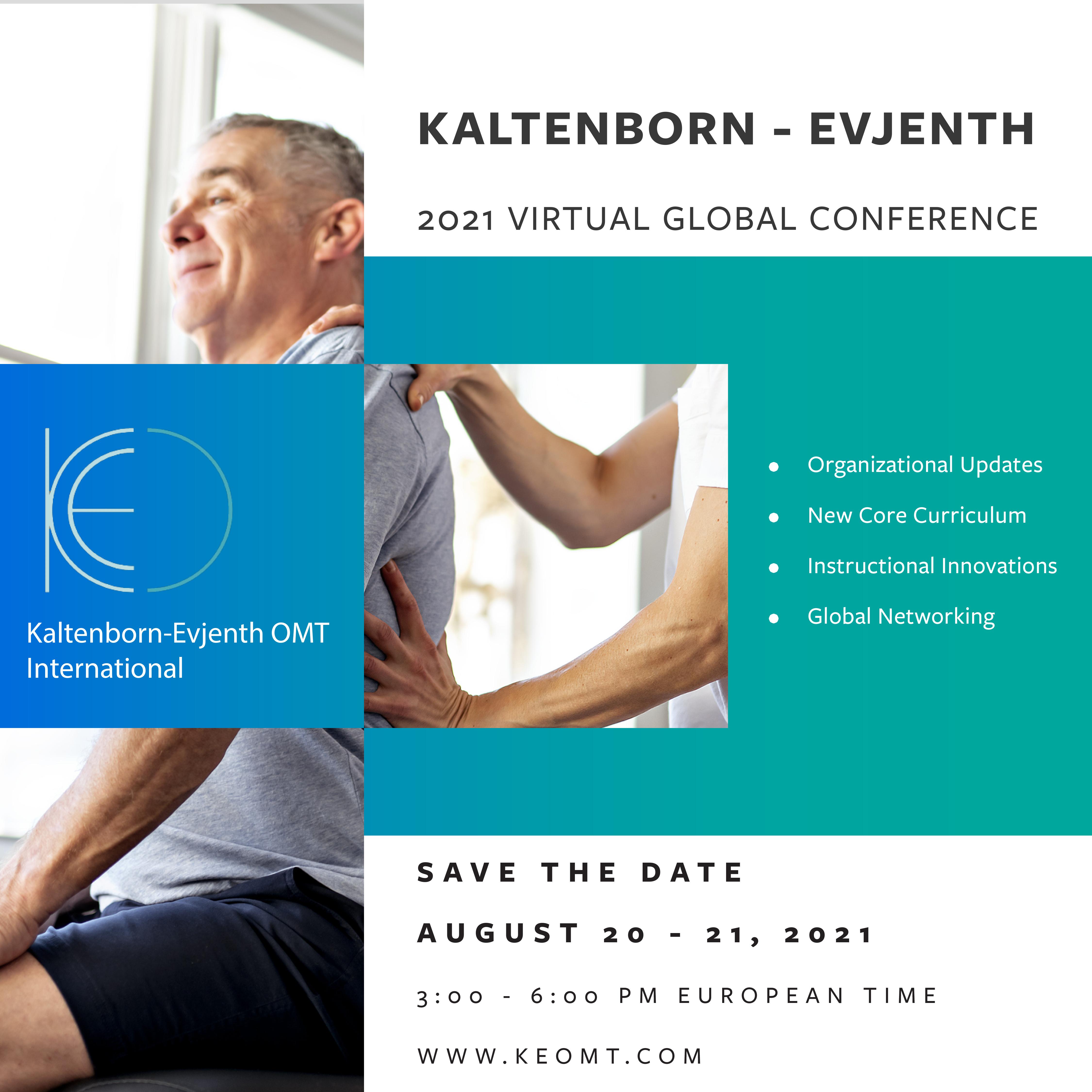 2021 KEOMT Virtual Global Conference